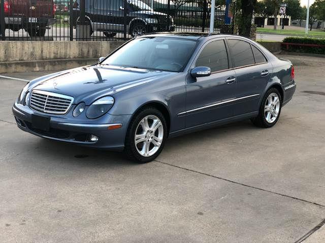 2003 Mercedes-Benz E350 Cash for Cars