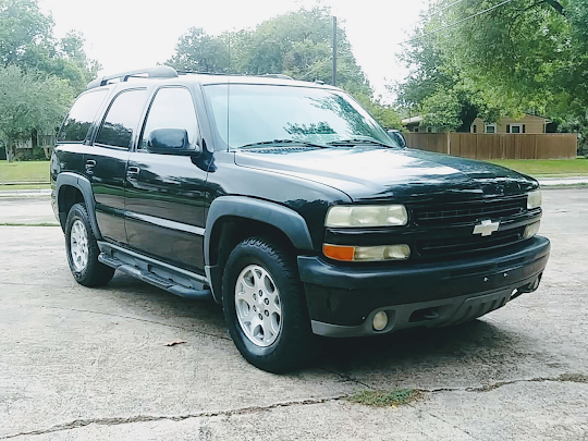 2002 Chevrolet Tahoe Z71 cash for cars